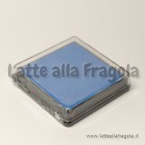 Tampone inchiostro blu 40x40mm